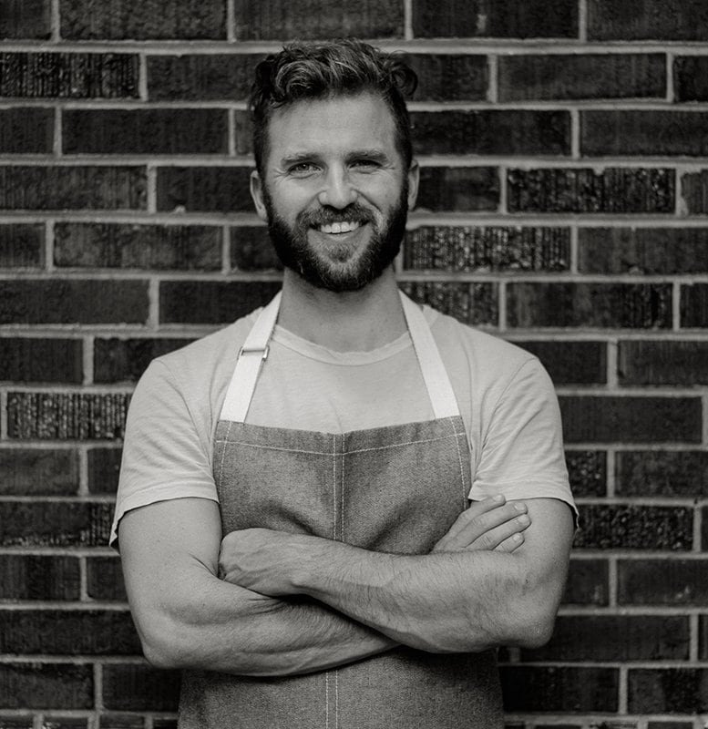Founder of Kitchen Ambition, David Lewis