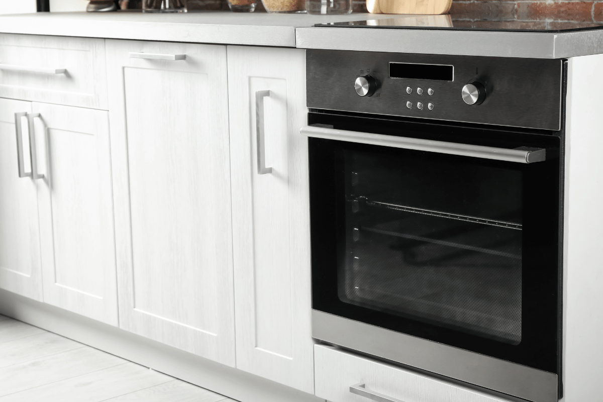 best slide in electric range - featured image