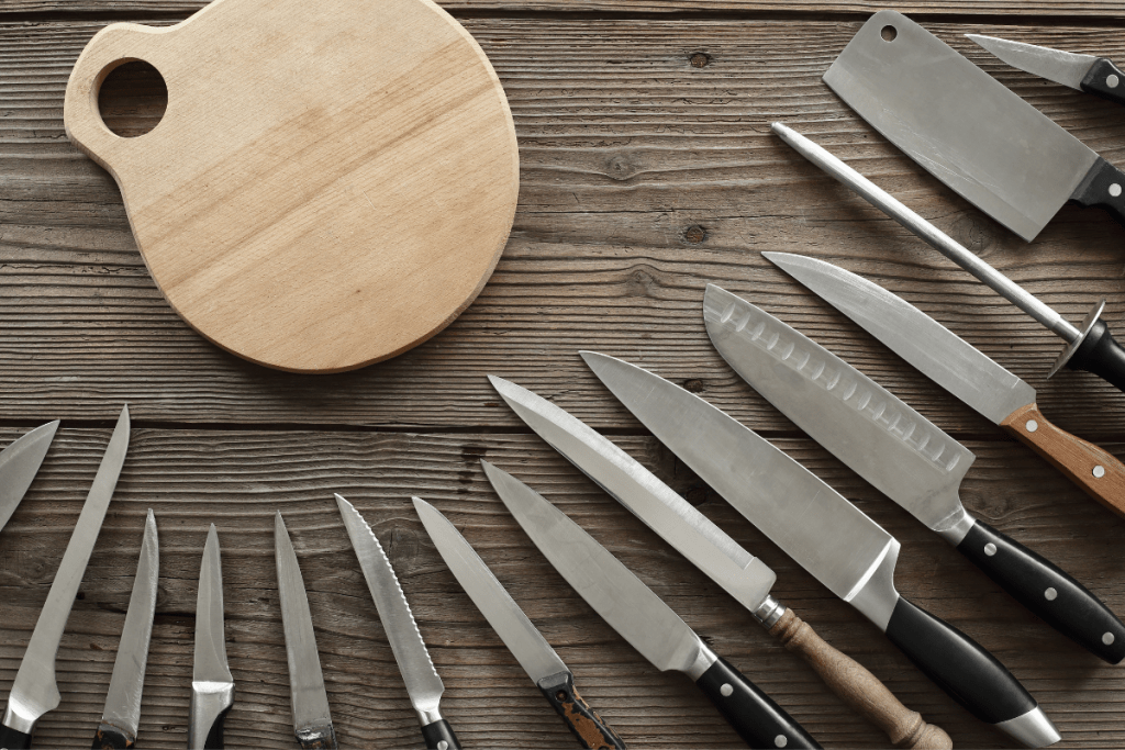 what knives do i need - featured image