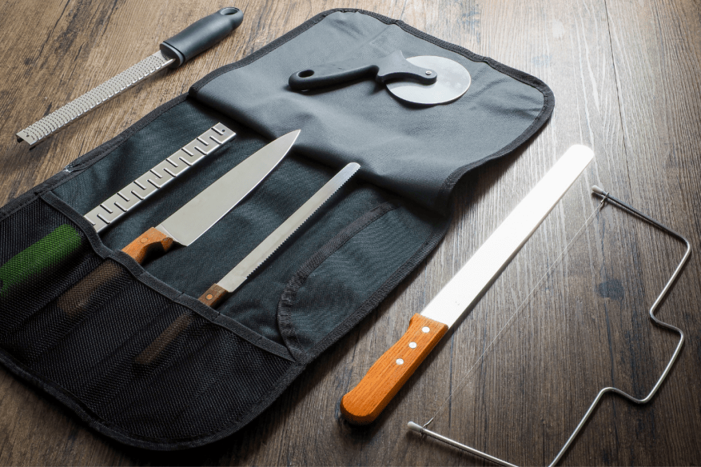knife storage - knife bag